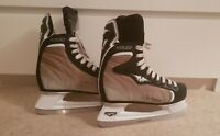Mission L1 Pure Ice Hockey Skates Men's Size 6 Only Worn Twice - Great Condition