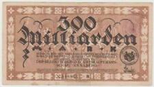 Annaberg, Bezirksverband:  300 Milliarden