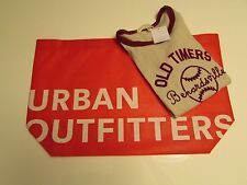 NWT  Urban Outfitters Truly Madly Deeply Old Timers Ringer Tee / Ivory / Small