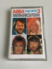 ABBA - UK CASSETTE TAPE - THE HITS 3 (GREATEST/BEST OF)