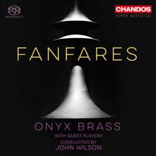 Onyx Brass : Fanfares CD (2018) ***NEW***