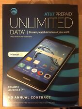 """New AT&T -  Huawei Ascend XT2 Android Prepaid Smartphone 5.5"""" HD - Sealed"""