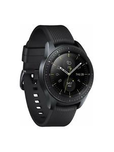 Samsung Galaxy Watch SM-R810 42mm Midnight Black Case With Onyx Black Band