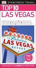 DK Eyewitness Travel: Top 10 Las Vegas (USA) *FREE SHIPPING - NEW*