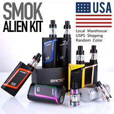 220W Smok Alien Vape Electronic E Tank Box Kit 2600mAh Big Smoke Pen Cigarette