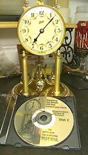 Clock Repair DVD Video - Repairing the Schatz 400 Day Anniversary Clock