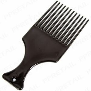 PROFESSIONAL PLASTIC AFRO HAIR COMB STYLING/UNTANGLING Hair African Hair Black