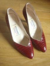9d4ff5263eace4 Chaussures vintage en cuir Pointure 37 pour femme | Achetez sur eBay