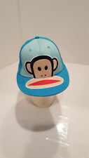 Paul Frank Julius Monkey Blue Fitted Hat Kids Toddlers Girls Boys
