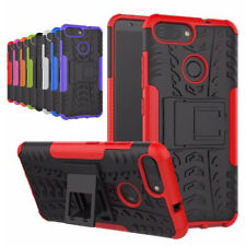 For Asus Zenfone Max Plus M1 Case Heavy Duty Armor Hybrid ShockProof Hard Cover