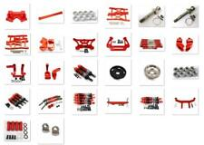 Aluminum Alloy Upgrade Parts For Traxxas Slash 2Wd 1/10 Short Course Rc Car Red