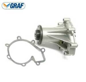 Engine Motor Water Pump Graf 6052000820 For: Mercedes Benz 1998-1999 E300 W210