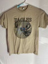 Eagles Concert T Shirt New 2013 The History of the Eagles Tour L Skull