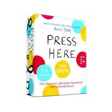 Press Here Game by Herve Tullet (creator)