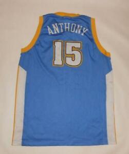 BASKETBALL SHIRT NBA CHAMPION DENVER NUGGETS - ANTHONY #15 (L) Jersey Trikot