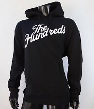 New The Hundreds Pullover Simpler Logo Black Mens Size Large MHD-21