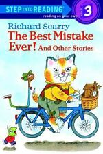 The Best Mistake Ever! and Other Stories (Step into Reading), Scarry, Richard, 0