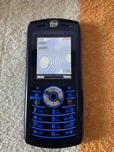 Motorola SLVR L7e -  Unlocked 2G GSM Phone + 2GB Card