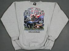 New York Yankees Vintage 1998 World Series Champions Starter Sweatshirt 2XL