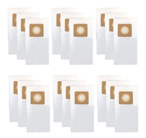 18 VACUUM BAGS for BISSELL STYLE 1 & 7, 30861  MICROLINED