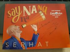 Postcard Serhat Eurovision 2019 San Marino