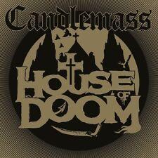 CANDLEMASS - HOUSE OF DOOM   VINYL LP NEU