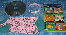 New Pokemon Jigglypuff Gift Lot Authentic Great Items Next Day USA Shipping