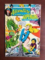 Adventure Comics #418 (1972) 7.0 FN DC Key Issue Bronze Age Comic Supergirl