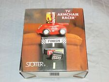 Vintage 1992 Armchair Racer Remote Control Holder Storage Organizer TV Gift