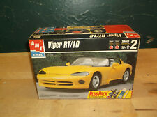 Amt/Ertl 1995 Dodge Viper Rt/10 Model Kit - 1/25 Scale - 8655