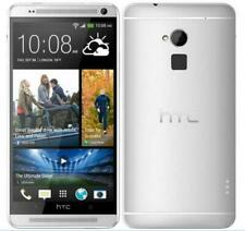 HTC One Max  32GB Unlocked Smartphone - Silver + Warranty