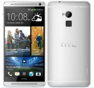 HTC One Max  32GB Unlocked Smartphone - Silver + Warranty
