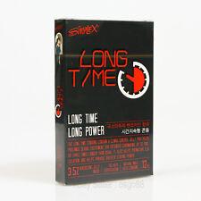 12p VONIX CLIMAX CONTROL Lubricant Benzocaine Condom LONG TIME Prolong Sex 12p