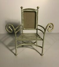 Wire Frame Chair Picture Frame
