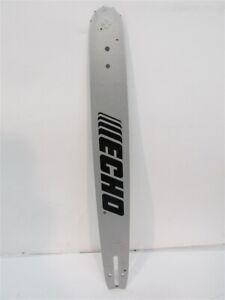 "Echo 18F0AD3372, 18"" Chainsaw Bar, .050"" Gauge, .325"" Pitch,72 Drive Links"