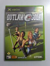 Outlaw Golf Xbox (la clasica) pal España COMPLETO
