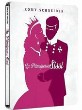 Dvd LA PRINCIPESSA SISSI - (Limited Steelbook)  ....NUOVO