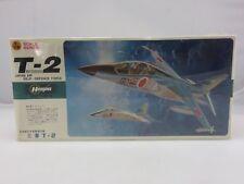 Hasegawa MITSUBISHI T-2 Japan Air Force 1/72 Scale Plastic Model Kit NEW SEALED