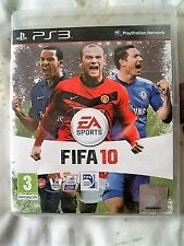 FIFA 10 Sony PlayStation 3 Excellent Condition