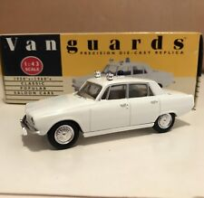 Vanguards P6 Rover  2000 - Police