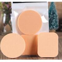 2PCS Makeup Foundation Sponge Blender Flawless Powder Smooth Beauty Puff