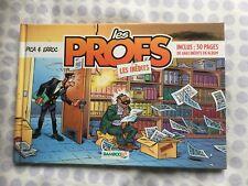 Les Profs, Les Inédits - Format à l'Italienne - EDITION ORIGINALE 2006 - Rare EO
