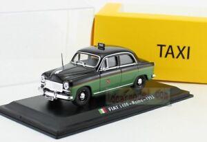 1:43 FIAT 1400 ROMA 1955 TAXI Model