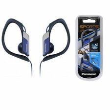 Auriculares deportivos Panasonic RP-HS34 azul Cascos Headphones IPX2