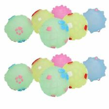 "12Pk Small Pastel Balls - Perfect Dog Toy For Puppies or Small Dogs (3cm/1.5"")"