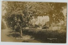 1921 Dene Road Northwood Middlesex England Real photo postcard
