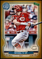 Nick Senzel 2020 Topps Gypsy Queen 5x7 Gold #239 /10 Reds
