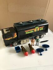 m.a.s.k. kenner. Camion Outlaw Grapple Hook, Snake Oil Nash Gorey, Miles Mayhem