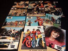LE GANG DES BMX rare  jeu photos cinema  velo bmx