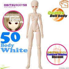 Muñeca Obitsu de 50BD-F01W-G 50 cm 1/3 chica cuerpo blanco Azone pure neemo flexión Muñeca EMS